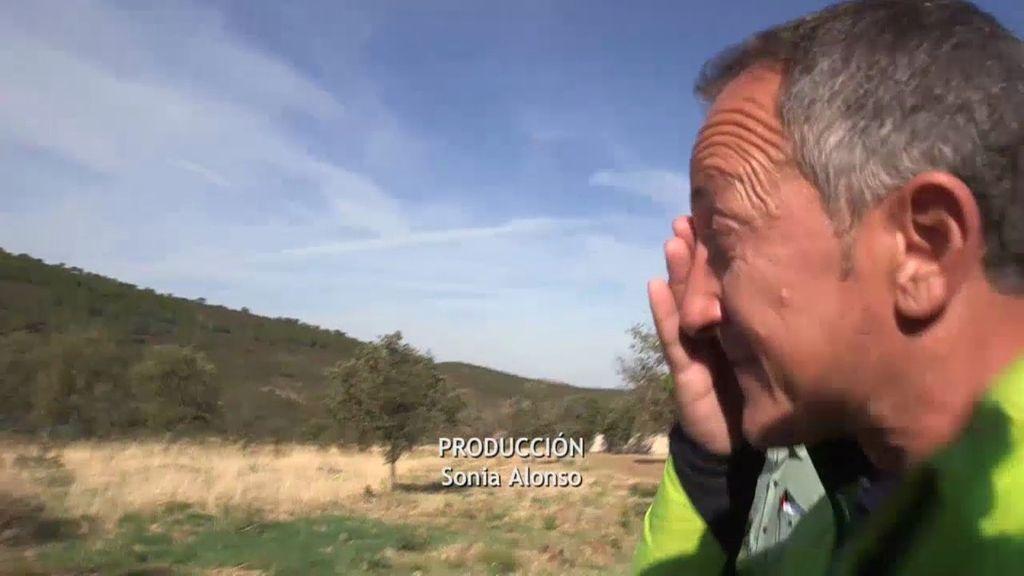 """Kike Calleja se emociona al soltar un búho: """"¡Es una pasada! Impresionante"""""""