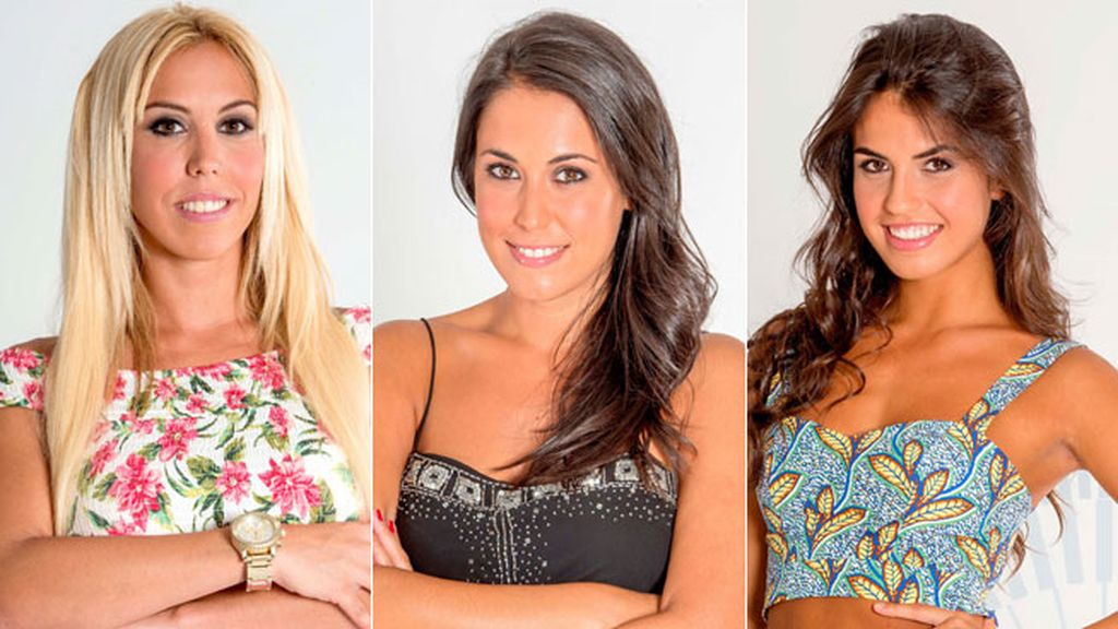 Amanda, Sofía y Raquel, nuevas nominadas de 'Gran Hermano 16'