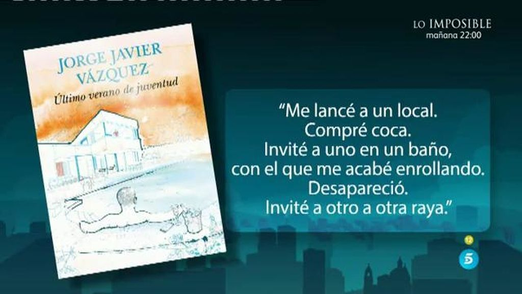 """Jorge Javier Vázquez habla sobre """"Último verano de juventud"""" en el PoliDeluxe"""