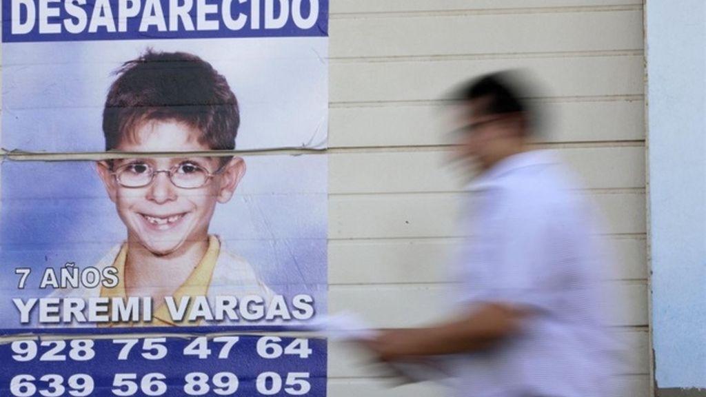 'El Rubio', principal sospechoso del caso Yéremi, declarará el 13 de julio