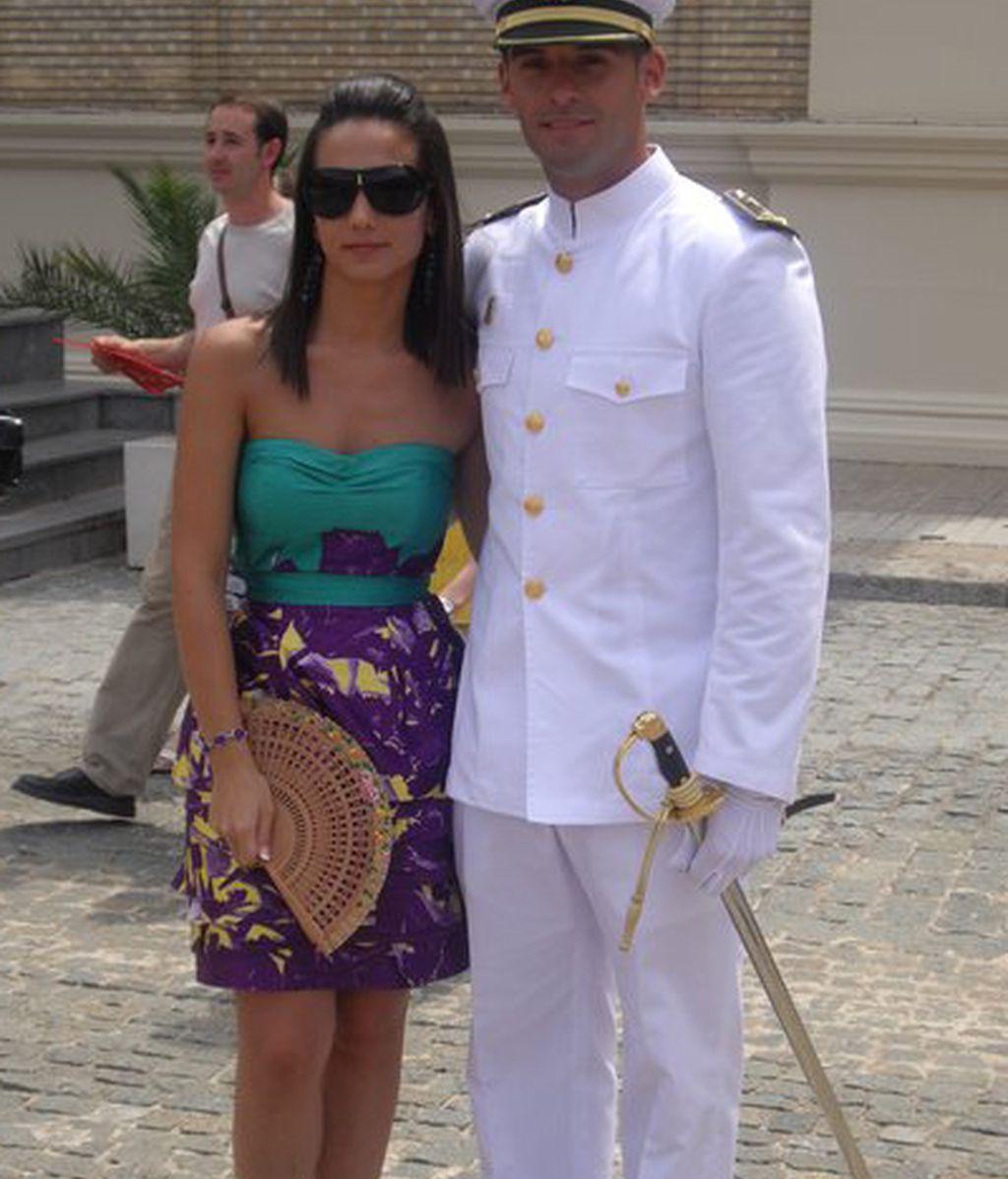 Virginia Almendro desde Zaragoza