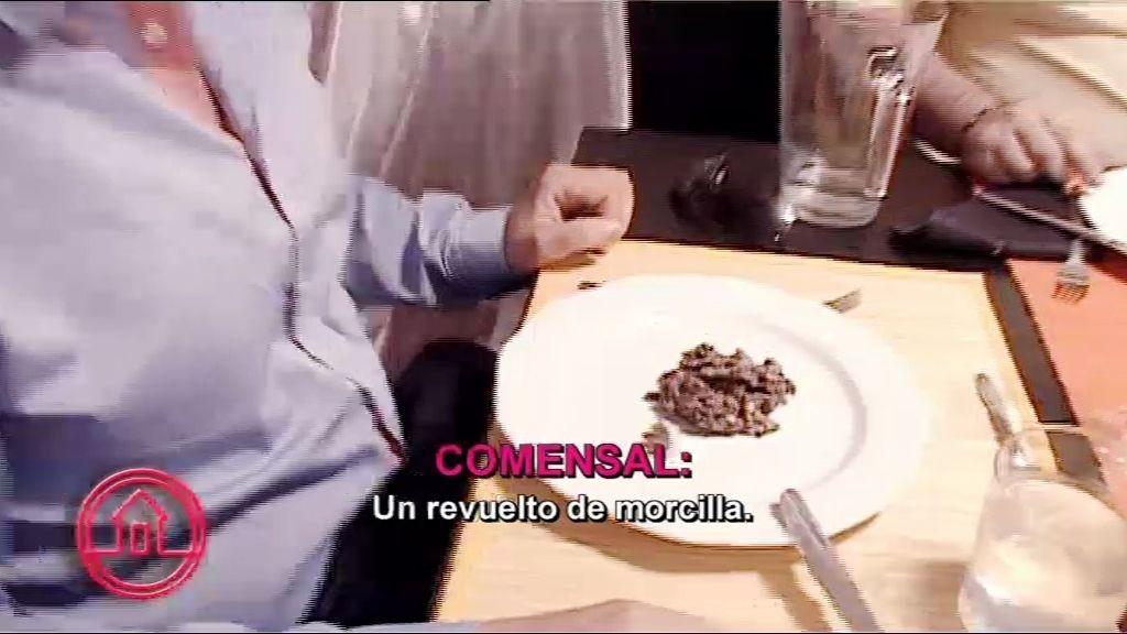 """El menú de """"La fonda de los horrores"""""""