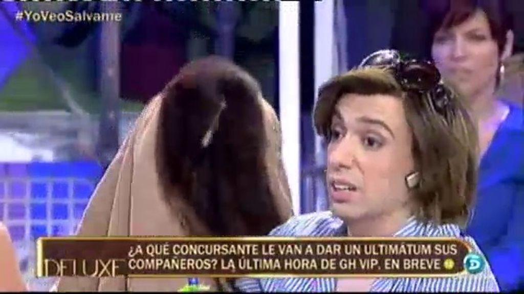 """Florentino de la Flo, sobre su visón: """"No pienso en los animales, sino en la pieza"""""""