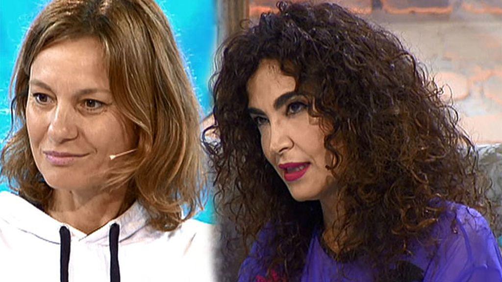 """Cristina Rodríguez, a Isabel: """"¿Eres frívola?"""""""
