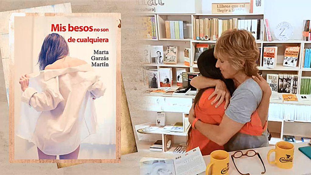 """El libro que sacó a Vero de una crisis: """"Las personas se aman de corazón a corazón"""""""