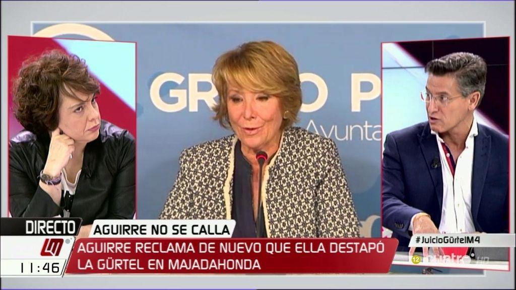 """Luis Salvador (C's): """"Tenemos que compatibilizar que el país ande y tomar medidas para regenerar la política"""""""