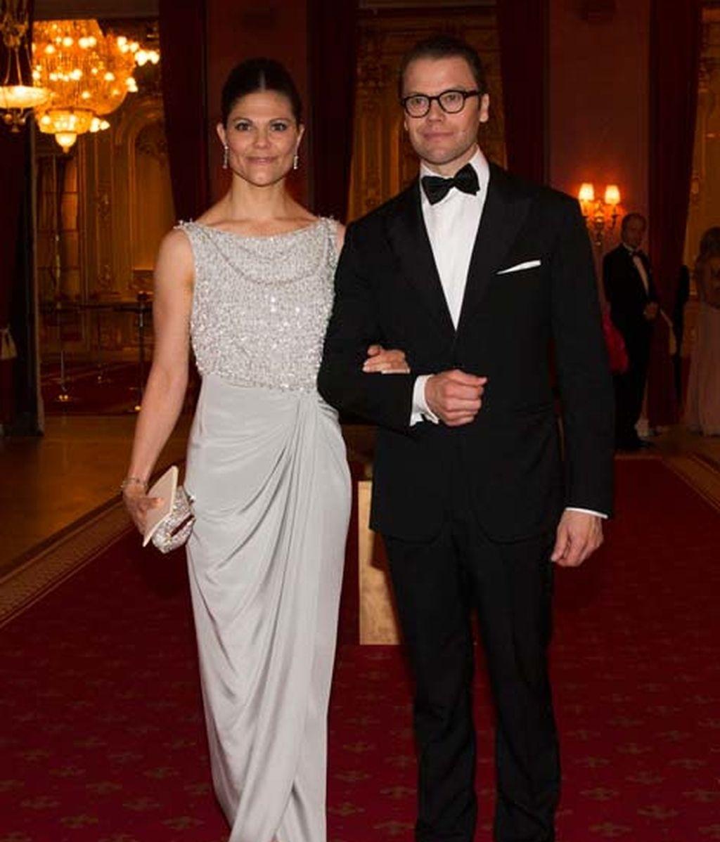 La familia real sueca prepara la boda de Magdalena
