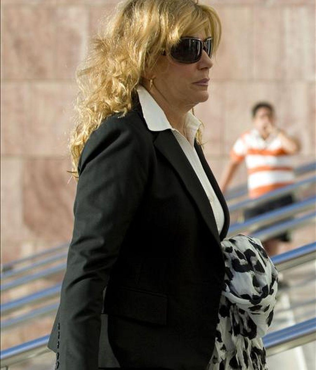 La ex alcaldesa de Marbella Marisol Yagüe. EFE/Archivo