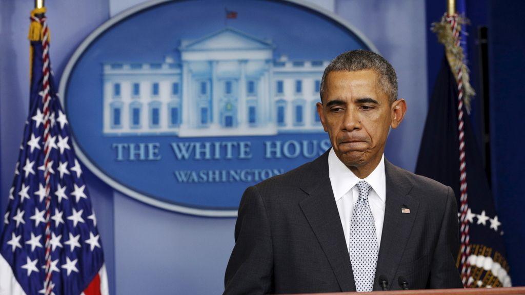 """Barack Obama califica de """"atroces"""" los atentados de París"""
