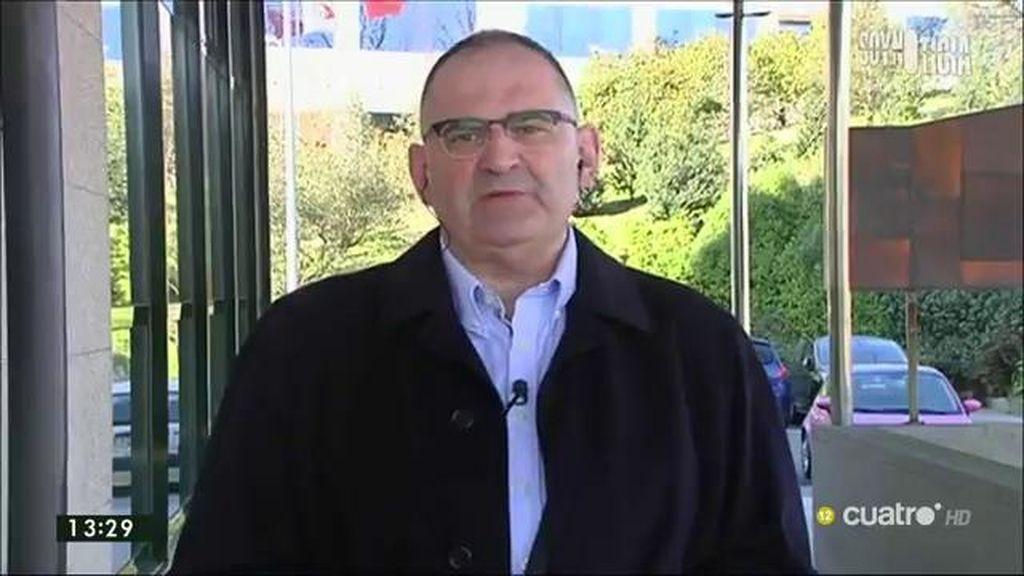"""Antón Losada, del PP: """"Parece la película 'Uno de los nuestros"""""""