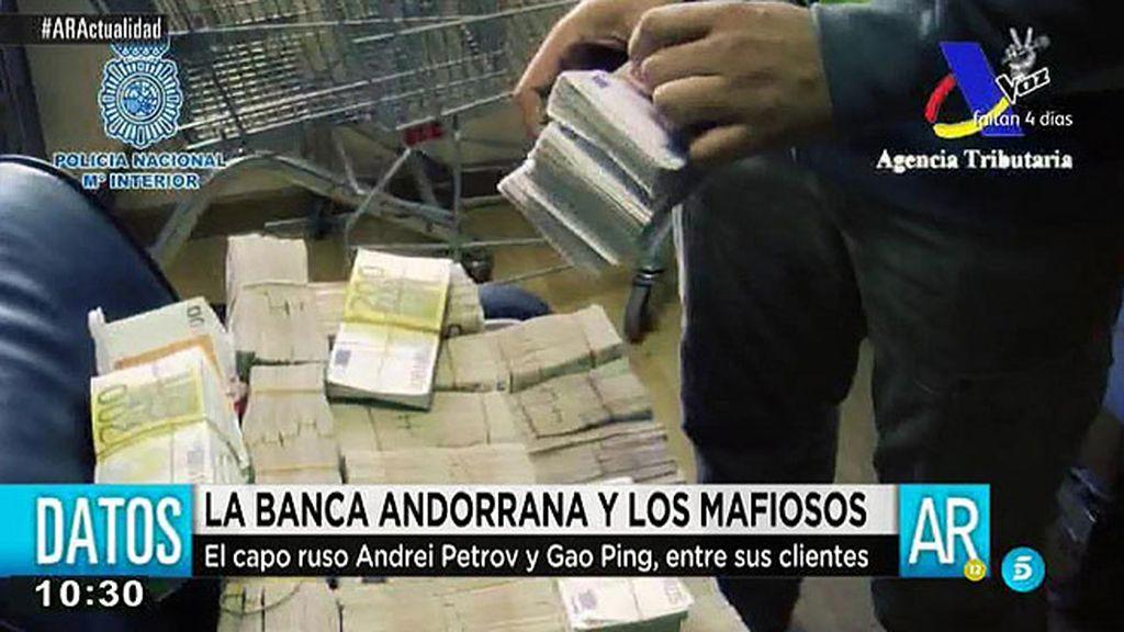 La banca andorrana y los mafiosos