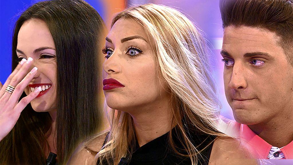 "Elisa, sobre Samira: ""Me dijo que Jonathan no le convenció en la intimidad"""