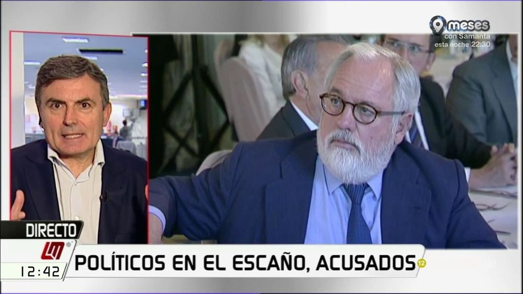 "Pedro Saura, sobre la corrupción: ""Hay connivencia porque Rajoy no está legitimado para pedir responsabilidades políticas"""