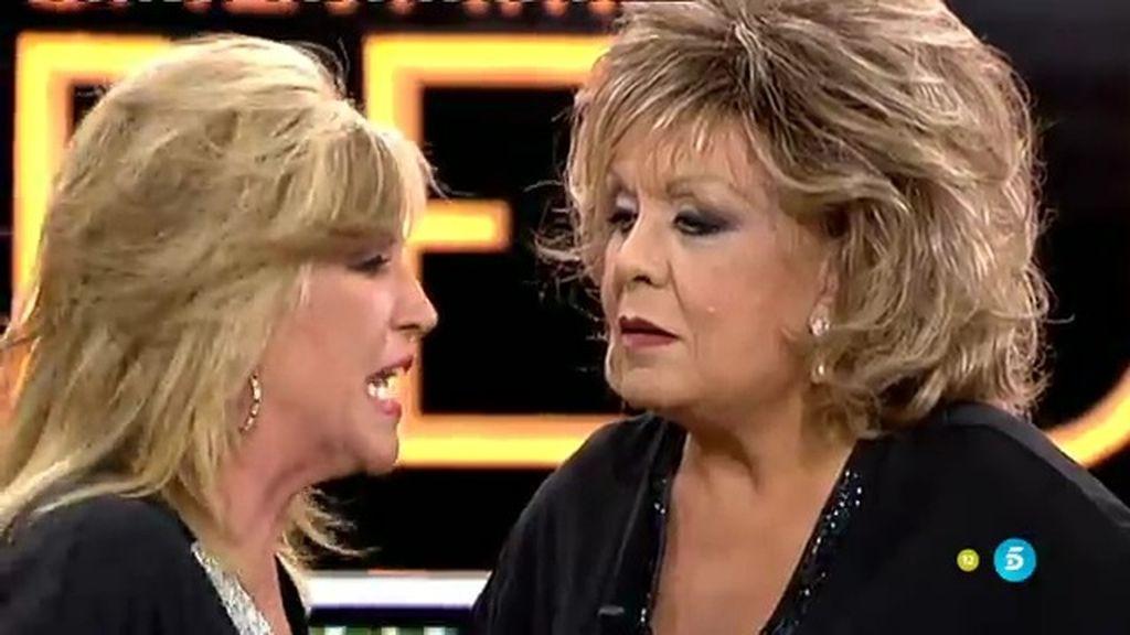 Pillada a Lydia Lozano…¡Le pide perdón por teléfono a Paloma Cela después de su boda!