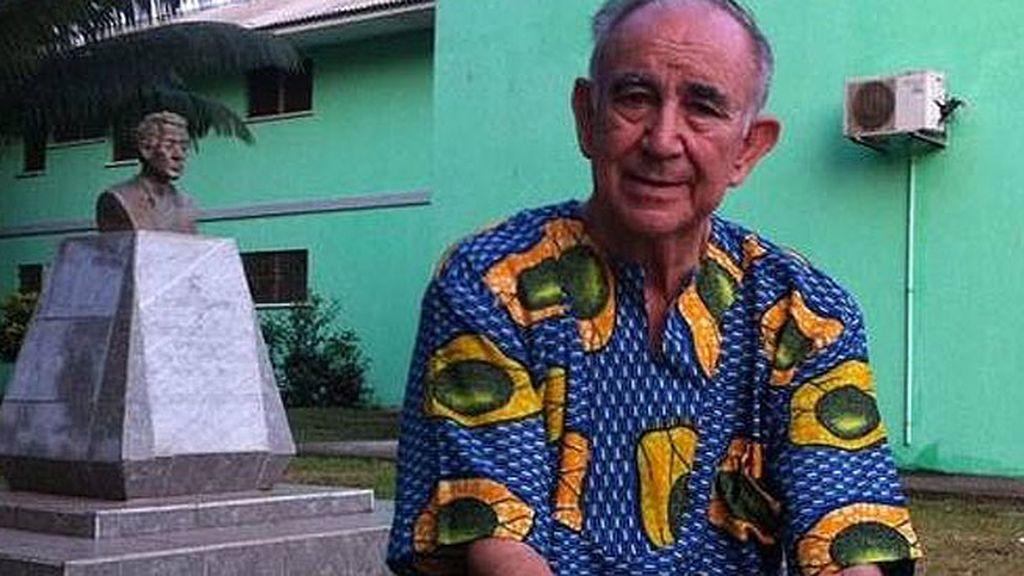 """Cruz Ventura, amiga de la familia de Miguel Pajares: """"Confiamos que aquí va a estar bien atendido"""""""
