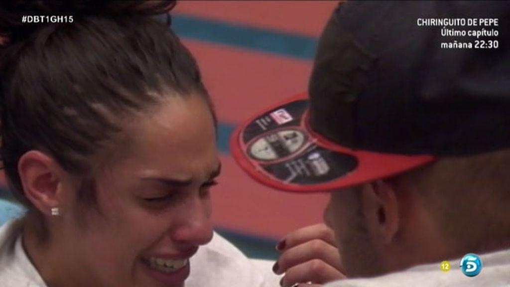 """Lucía, a Omar: """"Lloro porque te he perdido, y me siento vacía sin tí"""""""