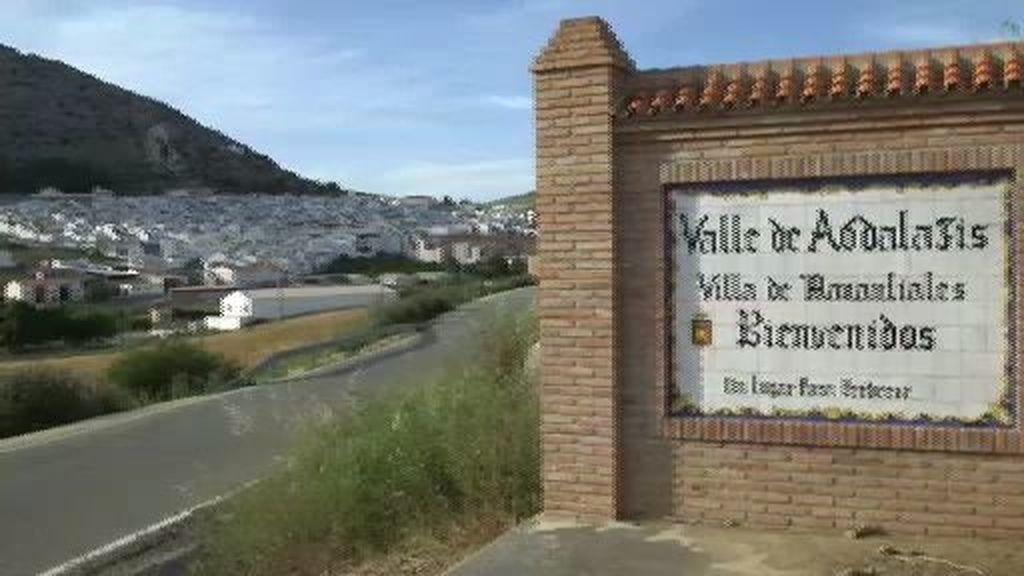 """""""¡Jesús 'Collejas', te quiero!""""...El Street View llega al Valle de Abdalajís"""