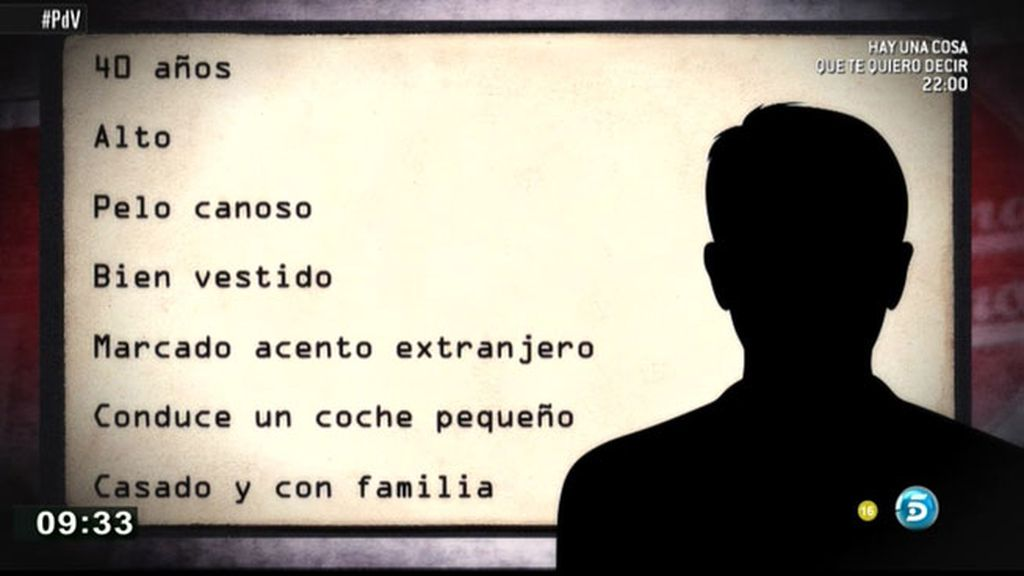 El perfil del pederasta de Ciudad Lineal: 40 años, canoso y con acento extranjero