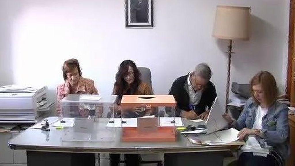 El pueblo de seis vecinos que votó en menos de dos minutos