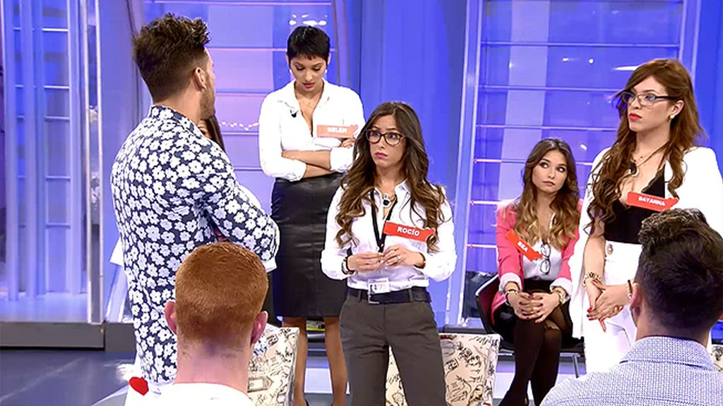 "Iván pide disculpas a Rocío: ""Te pido disculpas por mis palabras"""
