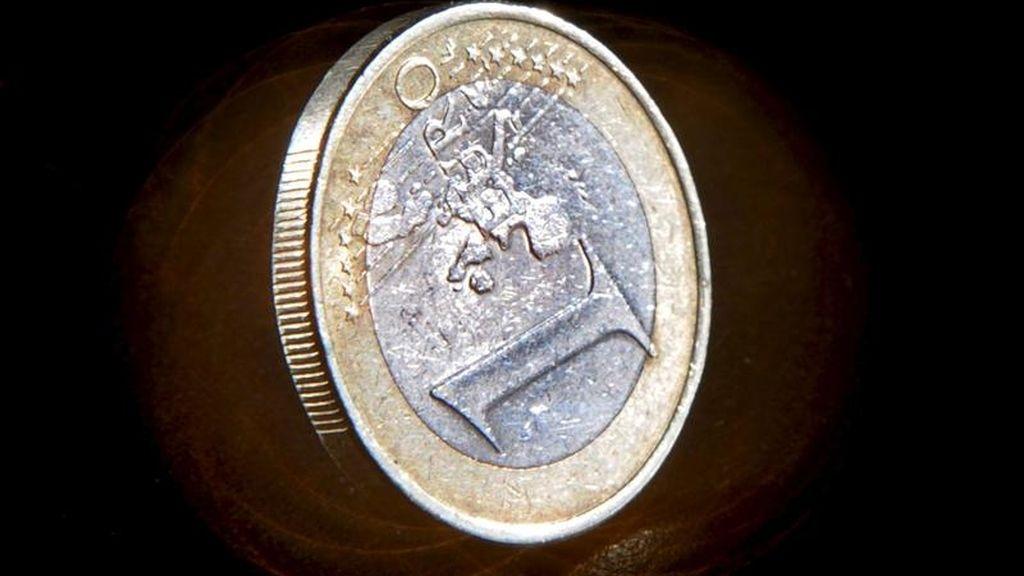 Imagen de una moneda de un euro. EFE/Archivo