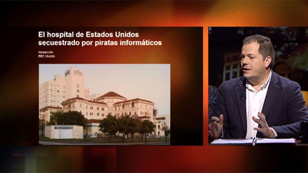 """Alejandro Suárez: """"El cuidar nuestros propios datos personales es muy importante"""""""