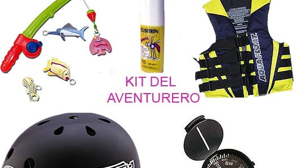 El kit de supervivencia de Kiko Rivera