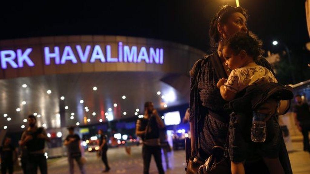 Masacre en el aeropuerto de Estambul