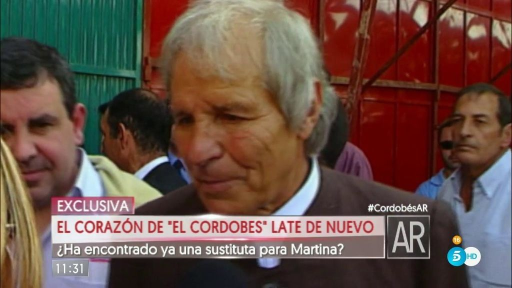 """Patricia: """"Manuel Benítez sale con una mujer de 60 años y pelo castaño"""""""