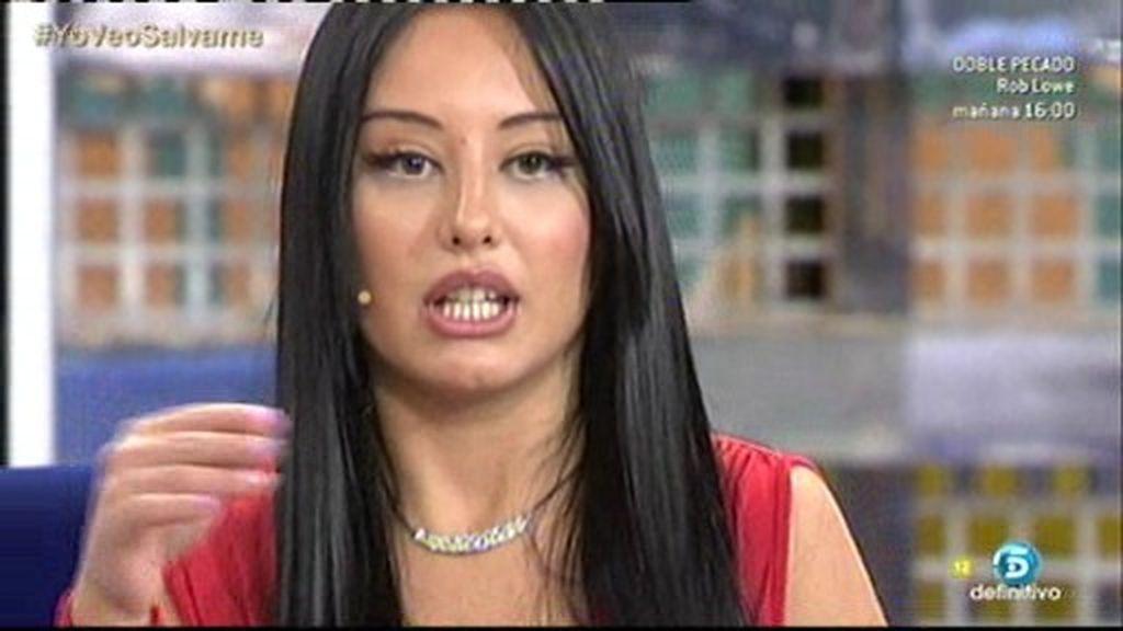"Lorena manda un mensaje a Kiko Rivera: ""He venido aquí para defenderme"""