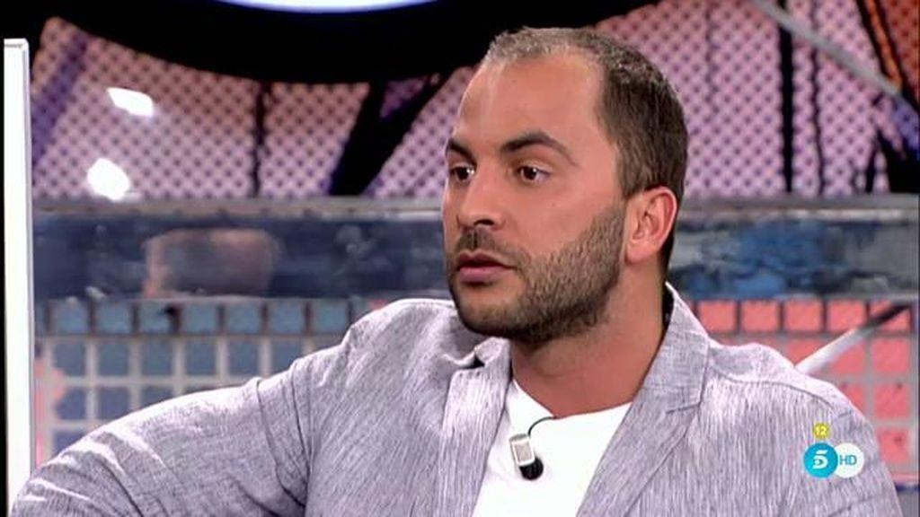 Antonio confiesa que le destrozaría el corazón saber que Alba ha rehecho su vida