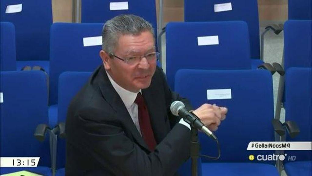 El abogado de Torres llama idiota a Gallardón durante el juicio del caso Nóos