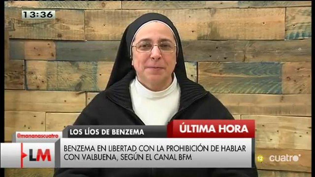 La entrevista a Sor Lucía, a la carta