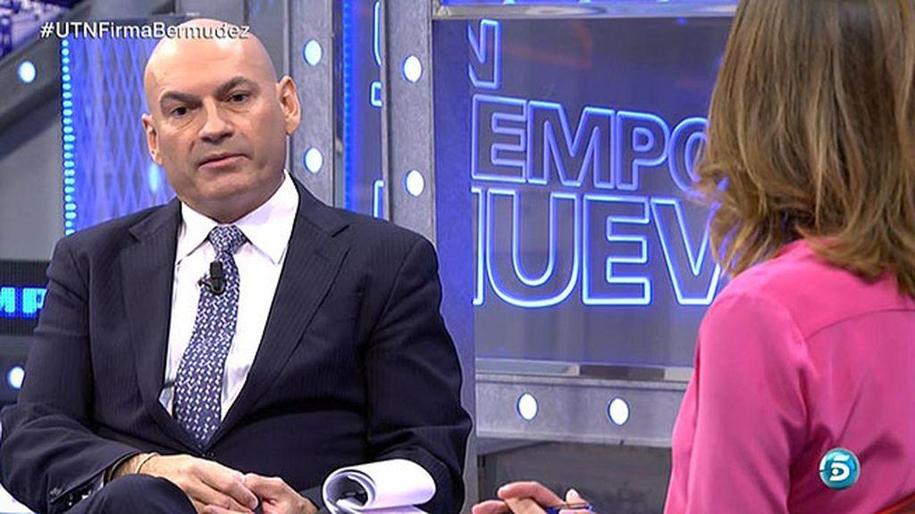 """G. Bermúdez: """"La ideología no determina el sentido de las resoluciones judiciales"""""""