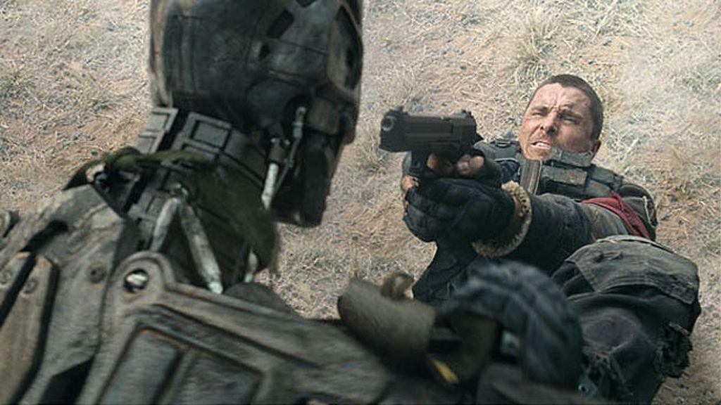 El Ejército de Reino Unido propone establecer un código ético a los robots y otras máquinas utilizadas en los conflictos bélicos. Foto Terminator serie TV