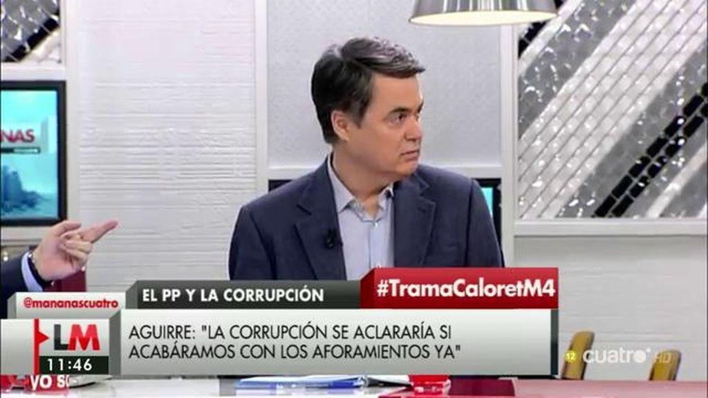 """Carlos Rojas, diputado del PP: """"Lo importante es que la justicia investigue y que quien la haya hecho, la pague"""""""