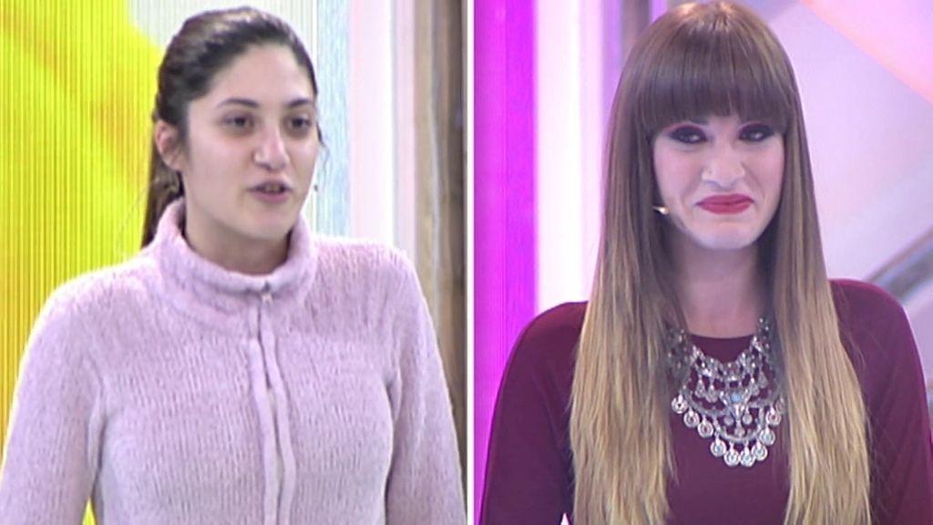 Cristina le 'cede' a Leticia su vestido de la suerte para su gran cambio de look
