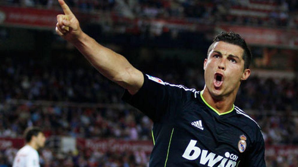 Cristiano Ronaldo, camino del Pichichi