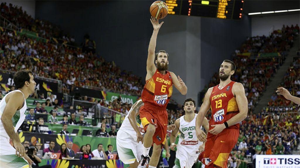 España recupera la excelencia en su juego exterior desde la línea de tres puntos