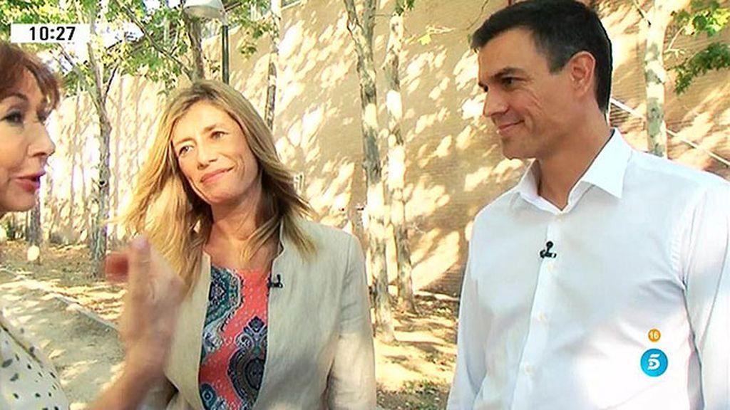 "Sánchez: ""Begoña y yo tratamos de ser felices pero hemos pasado momentos duros"""