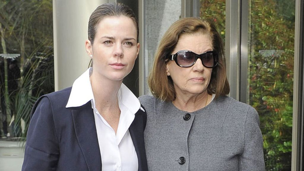 Amelia Bono y Natalia Figueroa