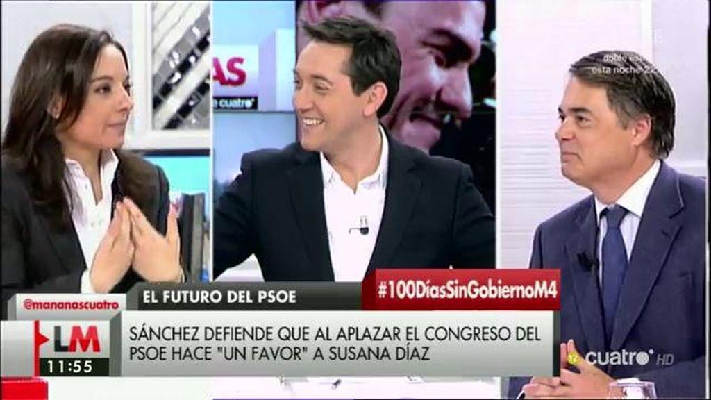 """Carlos Rojas (PP): """"Lo que se está viendo es un show del señor Sánchez que está por mantenerse en el poder como sea"""""""