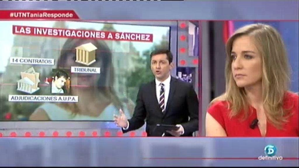 Javier Ruiz analiza la polémica que rodea a Tania Sánchez