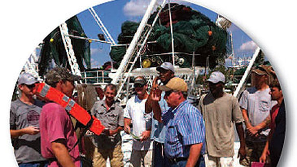 Pescadores del golfo