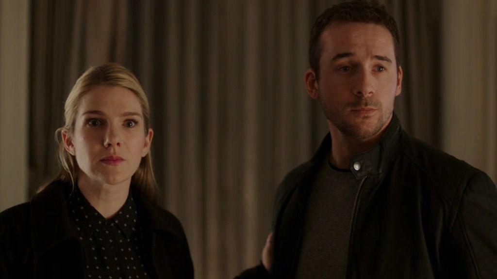 """Claire descubre el significado de Orion: """"Está en la Casa Blanca"""""""