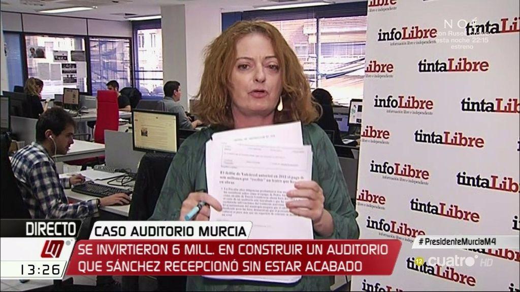 """Alicia Gutiérrez: """"En Murcia los que han sufrido una persecución han sido los fiscales"""""""