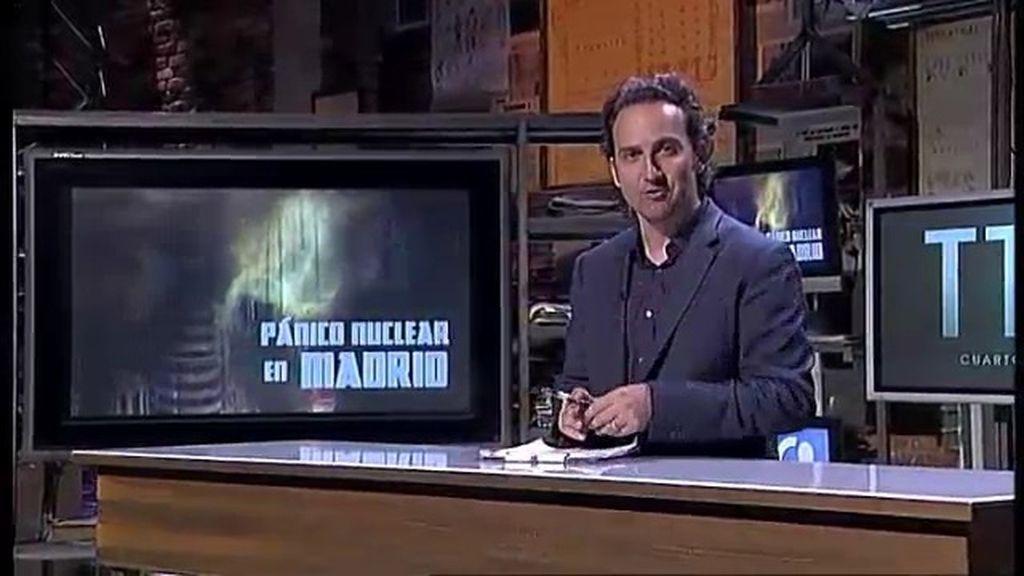 Los peligros nucleares en la ciudad de Madrid, esta noche en \'Cuarto ...
