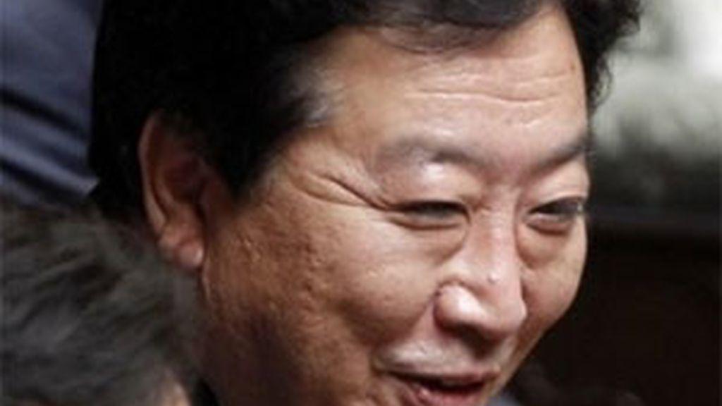 Yoshihiko Noda. Foto: AP
