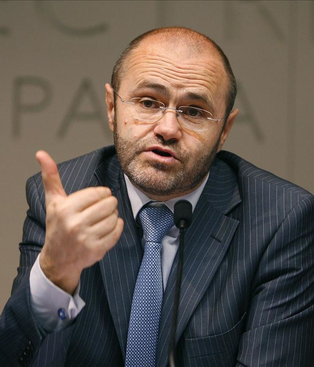 El presidente de Red Eléctrica de España (REE), Luis Atienza. EFE/Archivo