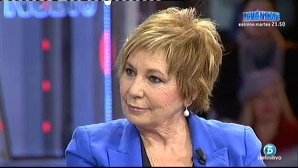 """Celia Villalobos : """"Estamos empezando un crecimiento que está ahí"""""""